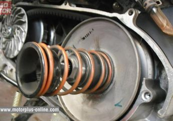 Cuma Modal Rp 30 Ribu, Tarikan Yamaha Lexi 125, NMAX dan Aerox 155 Makin Galak