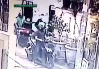 Viral Video Oknum Driver Ojol Curi Yamaha NMAX, Sempat Dikejar Pemilik