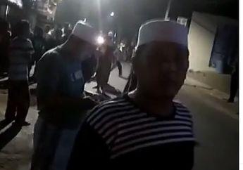 Mencekam, Video Warga Jakarta Barat Siap Perang Lawan Geng Motor Bersenjata Api