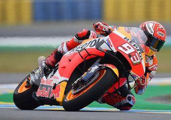 Hasil FP1 MotoGP Italia 2019: Marc Marquez Menggila, Posisi Valentino Rossi Kritis