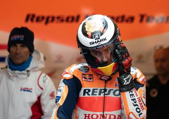 Video Disalip Pembalap Rookie, Jorge Lorenzo Kayak Joki Amatir di MotoGP Prancis 2019