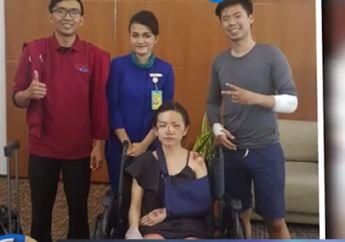 Bali Mencekam, Dua Orang Turis Asing Kena Begal Saat Naik Motor, Sampai Viral di Media Asing