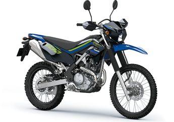 Harga Beda Rp 20 jutaan, Ini Bedanya Kawasaki KLX230 dengan Kawasaki KLX250