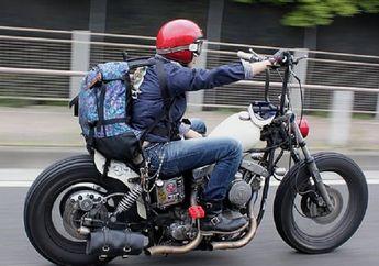 Street Manners: 5 Trik Motor Modifikasi Aman dan Kebal Tilang Saat Dibawa Mudik Lebaran