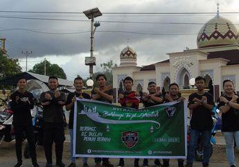 XYI Gorontalo Utara Sukses Gelar Acara Bagi Takjil Serentak XYI Seluruh Indonesia