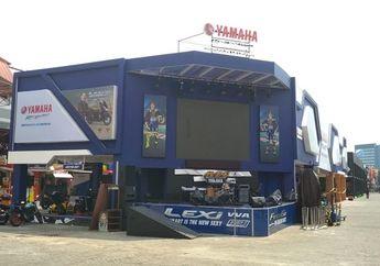Mau Pengalaman Beda di Jakarta Fair, Wajib Datang ke Booth Yamaha