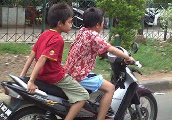 Street Manners: Awas, Denda Maksimal Rp 12 Juta Mengincar Pemotor yang Masih di Bawah Umur