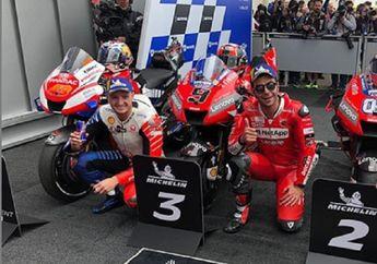 Gimana NIh, Ducati Inginkan Danilo Petrucci Tapi Enggak Mau Kehilangan Jack Miller