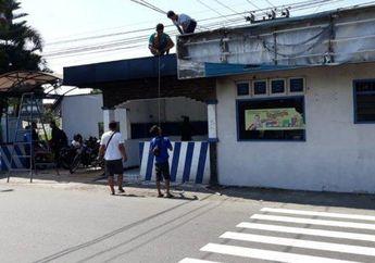 Enggak Nyangka, Ternyata Pelaku Pembakaran Pos Polisi di Klaten, Ada 4 Orang Naik Dua Sepeda Motor
