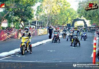 Mantap Nih, Ajang Balap Motor Super Adventure Night Road Race Berhadiah Nonton MotoGP Malaysia