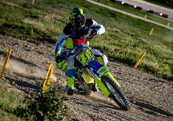 Genjot Terus, Video Valentino Rossi Latihan Jelang MotoGP Italia