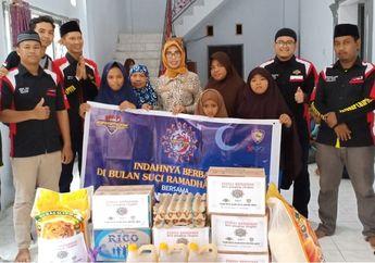 ARCI Pangkep Chapter Gelar Baksos Ramadhan 1440 H Ke Panti Asuhan
