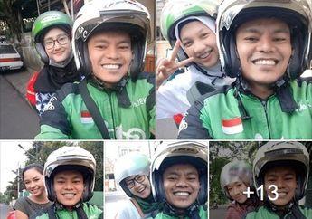 Tiap Hari Ganti Cewek Enaknya Jadi  Driver Ojol Naik Yamaha NMAX