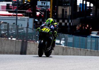 Keluar Jalur, Penyebab Valentino Rossi Gak Otomatis Lolos ke Q2 MotoGP Italia