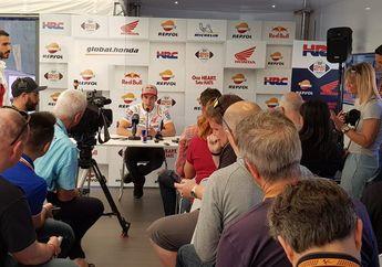 Lagi Flu, Marquez PHP-in Pembalap Lain Meski Cuma Finis 6 di Latihan Resmi Jumat MotoGP Italia