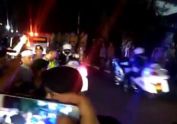 Gagah Banget, Ini Deretan Moge yang Digunakan Polisi Saat Mengawal Jenazah Ani Yudhoyono ke Cikeas