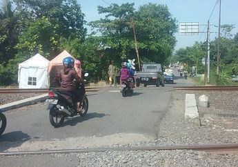 Terjadi 97 Kecelakaan Sampai Agustus 2019 di Perlintasan Kereta, Daop 1 Jakarta Himbau Pengendara Lebih Hati-hati