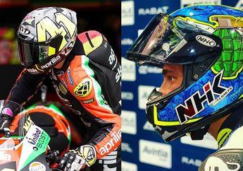Ini Deretan Helm yang Lolos Standar MotoGP, Ada Merek Dari Indonesia?