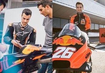 Video Dani Pedrosa Geber Motor MotoGP KTM, Suara Mesin V4-nya Sadis!