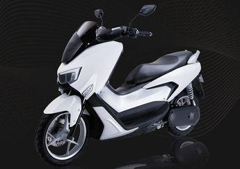 Terciduk NMAX Listrik Dengan Fitur Canggih, Power Setara Sport 150 cc