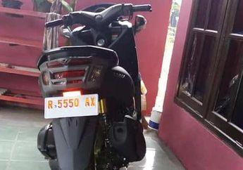 Belum Ada Sebulan Punya Yamaha NMAX Baru, Nomer Cantik Belum Selesai, Dijual Harga Miring, Berminat?