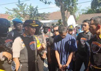 Maling Yang Pede, Bawa Motor Curian Bersilaturahmi Lebaran Ke Tetangga Pemilik Motor, Langsung Dicokok Polisi