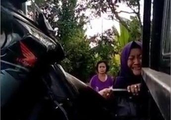 Video Mati Hidup Lagi Ibu-ibu Pemotor Tertabrak Mengaku Jadi Tumbal