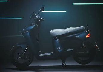 Yamaha EC05, Skutik Listrik Yamaha Yang Akan Jadi Pesaing Honda PCX EV