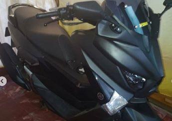 Gagah Berotot Tampang Baru Yamaha NMAX, Modal Gak Mahal Berubah Jadi Baby XMAX