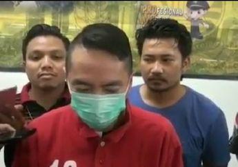 Pakai Baju Tahanan dan Masker, Sopir BMW Koboi Jalanan yang Tenteng Senjata Api Akhirnya Minta Maaf