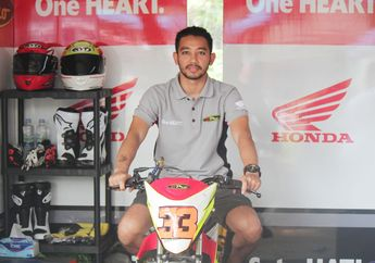 Bikin Penasaran, Begini Kisah Pembalap Superbike 1.000 cc Ketika Balap Lagi Dengan Motor Bebek