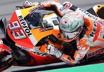 Hasil MotoGP Catalunya 2019, Marquez Juara, Lorenzo Akibatkan Kecelakaan Besar