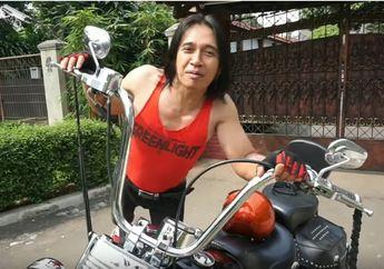 Agung Hercules Kena Kanker Otak Teryata Pernah Naik Motor Sidoarjo-Jakarta Pakai Singlet