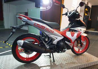 Yamaha Jupiter MX King 150 Limited Edition, Harga Rp 43 Juta , Cuma Ada 100 Unit Bro!