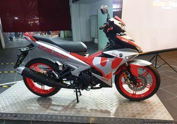 Intip Lebih Dekat, Tampilan Motor Bebek 150 Cc Bikinan Indonesia Yang Tembus Rp 43 Juta