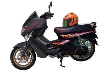 Kerjasama Honda dan Yamaha Bikin Motor, Hasilnya Jadi Motor Grand Max
