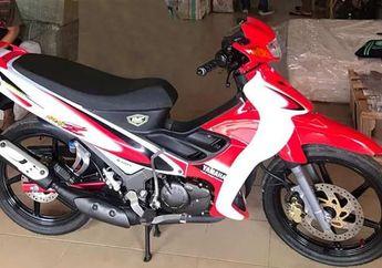 Yamaha 125Z Tahun 2004 Laku Rp 51 Juta Netizen Dibikin Melongo