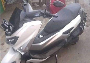 Yamaha NMAX Hancur Bagian Belakang, Satu Keluarga Terlibat Kecelakaan Maut di Ciamis, Saksi Mata Sampai Merinding