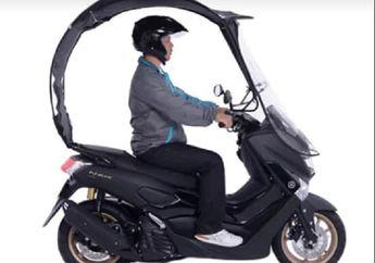 Yamaha NMAX Pasang Canopi Jadi Mirip Bajaj, Bagaimana Tingkat Keamanan Menurut Pakar Safety Riding?