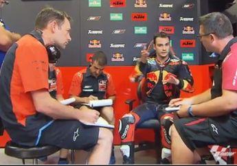 Video Kocak, Ternyata Begini Bahasa di MotoGP, Cuma Pembalap dan Mekanik Yang Ngerti
