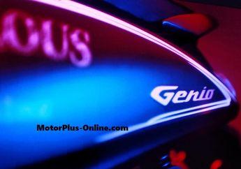 Hot News! Resmi, Motor Matic Terbaru Honda Genio Diluncurkan, Kakak Honda Scoopy