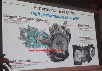 Beda Mesin dari BeAT dan Scoopy Konsumsi Bensin Honda Genio 59,1 km/liter, Ini Spek Yang Mendukungnya