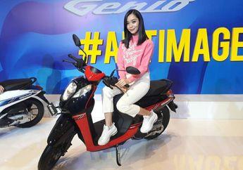 Honda Genio 110 cc, Keren Abis, Matic Retro Terbaru Dari AHM , Dengan Fitur Melimpah