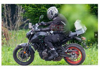 Spyshoot Yamaha MT Baru, Masih Pakai Teleskopik, Bodi Lebih Agresif