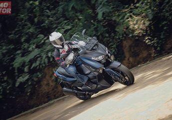 Yamaha XMAX 250 Diutak-atik Jadi 335 cc, Pemilik Mengaku Masih Kurang Puas