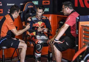 Aneh, Video Pembalap MotoGP Kok Ngomong Pakai Bahasa Binatang dengan Mekanik?