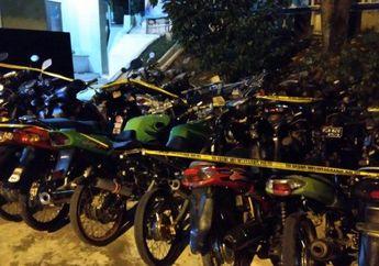 Terlalu Sering Resahkan Warga, 9 Motor Balap Liar Diciduk Tim Jaguar