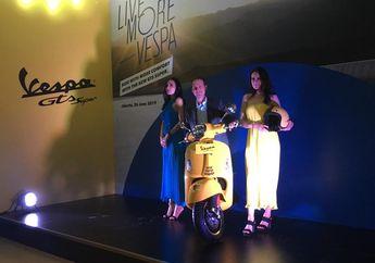 Saingan Yamaha NMAX, Vespa GTS Super 150 Terbaru Segini Harganya