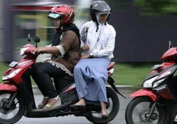 Street Manners: Ternyata Ini Alasan Kenapa Dibonceng Menghadap ke Samping Rawan Celaka