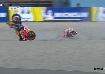 Jorge Lorenzo Dipastikan Gak Balap, Gara-Gara Insiden FP1 MotoGP Belanda